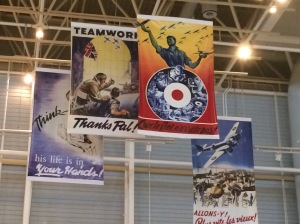 From the Canadian Aviation Museum, Ottawa (photo by Michelle P-Daoust)