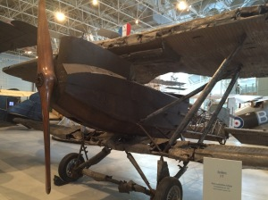 From the Canadian Aviation Museum, Ottawa Photo by Michelle P-Daoust